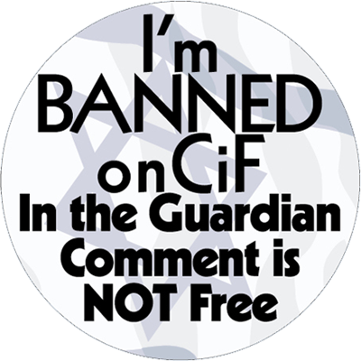 Badge of Honor: Banned from CiF