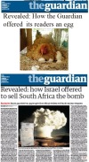 How the Guardian laid an egg