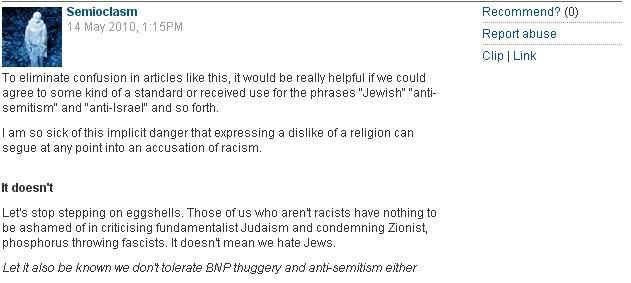 Its Just Anti-Zionism