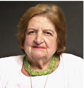 Helen Thomas …or the face that launched a thousand blogs