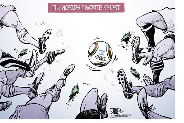 The World Cup Israel Style