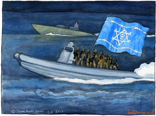 Guardian Publishes Antisemitic Cartoon