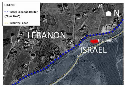 Update on Recent Clashes Between IDF and Lebanese Armed Forces