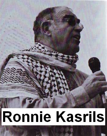 CiF gives voice to South Africa's most famous Theobald Jew, Ronnie Kasrils