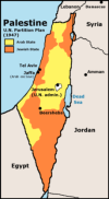 UNPartitionPlanPalestine1947