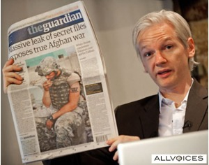 Wikileaks and the journalistic elite