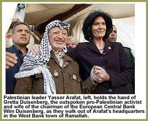 Gretta Duisenberg's Unambiguous Antisemitism