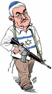How low will they go? Guardian publishes cartoon by notorious anti-Semite, Carlos Latuff