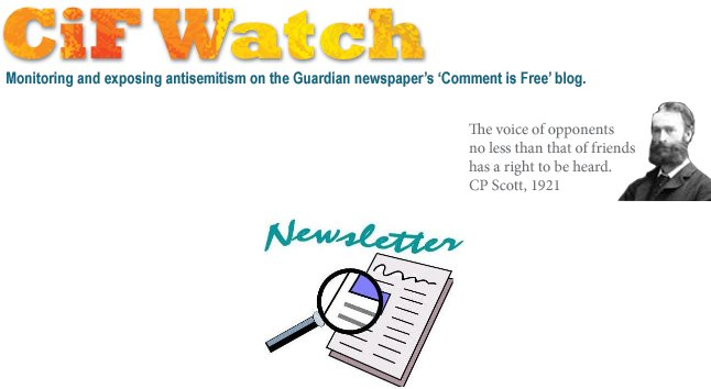 Extra! Extra! Read All About It! (January 2011 CiF Watch Newsletter)