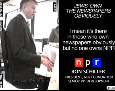 "Anti-Semitism and the NPR Scandal (Bigotry in ""polite"" society)"