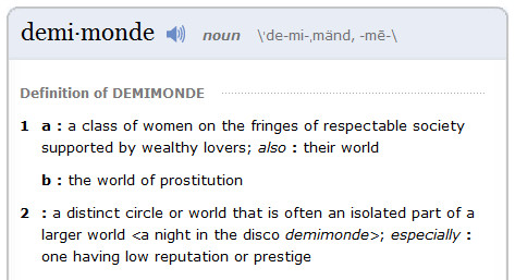 Dhimmi-monde – The Guardian's Political Prostitution