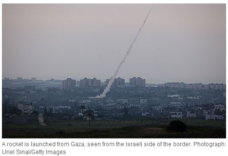 Guardian photos downplay Hamas terror, and highlight Israeli response