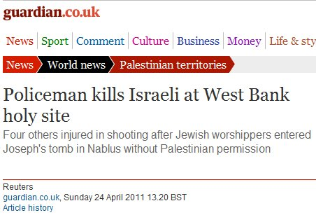Guardian Newspeak: Intentionally vague headline of the day