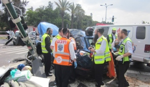 Suspected terrorist attack in Tel Aviv kills 1, injures 17