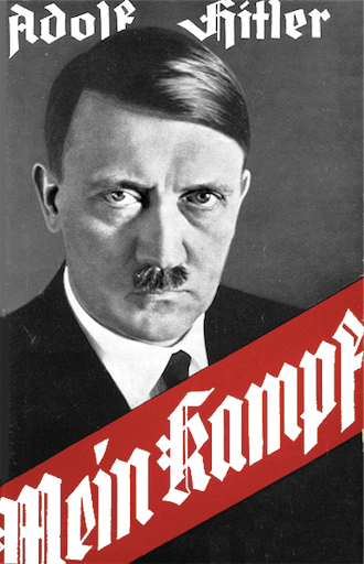 antisemitism in mein kampf Hitler wrote much of the first volume of mein kampf—my  sales are linked to  renewed anti-semitism in europe and xenophobia in germany,.