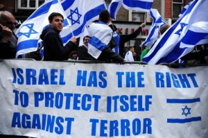 Stand with Israel! London Demo on Sunday