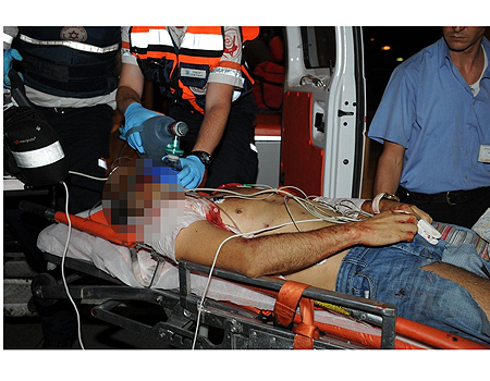 Palestinian terrorists pound Israel with over 80 rockets on Saturday: 1 killed, &11 injured