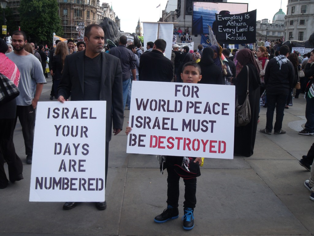Image result for Israel is the evil that will destroy world peace