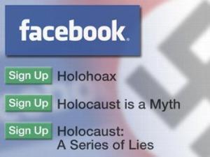 A challenge to Facebook: Treat Holocaust Denial as hate speech