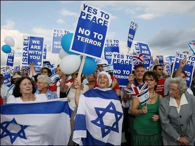 Negara manakah yang paling ramai dihuni Yahudi