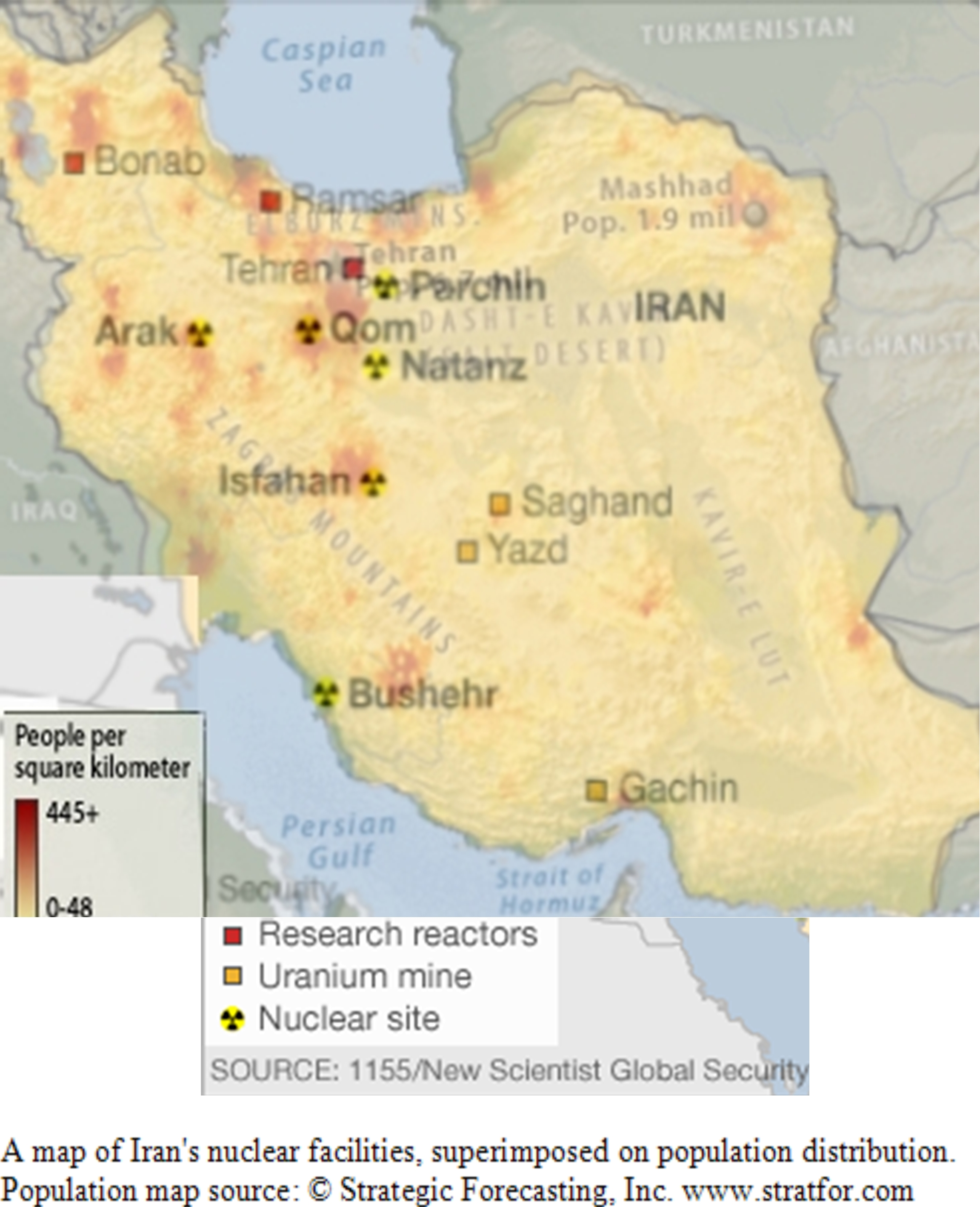 A BASIC fizzle?  Will Iran's quest to develop nuclear weapons be stopped in time?