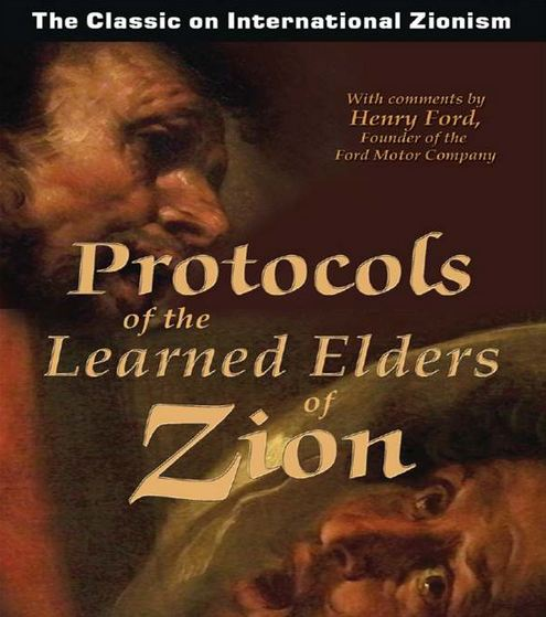 Amazon.com customers praise truths of 'The Protocols of the Learned Elders of Zion'