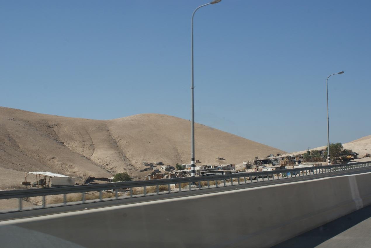 Harriet Sherwood's report on Bedouin copy-pastes UNRWA anti-Israel propaganda