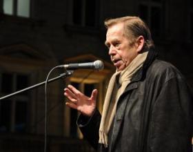 Luckily, Václav Havel wasn't a Guardian reader