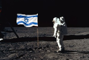 May we please have the moon? A 'Science Fiction' tale of Jews and antisemitism
