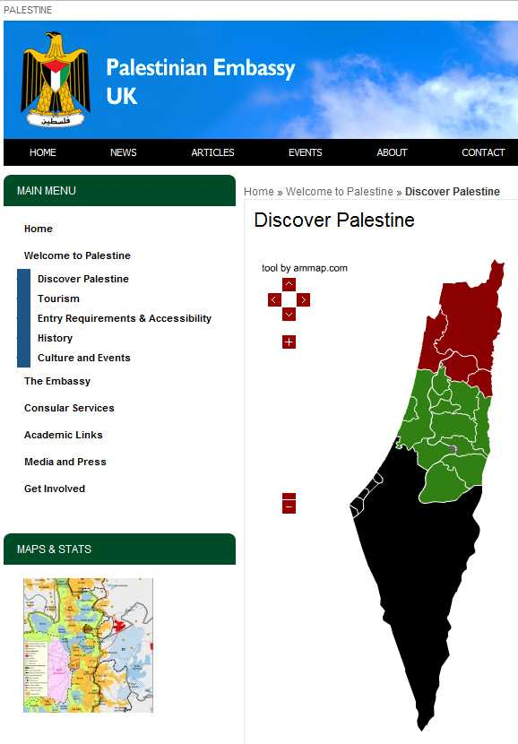 "A small victory against Palestinians' continuing ""mission"" to wipe Israel off the map"