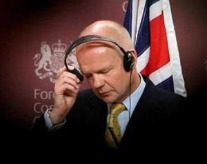 British diplomats behaving badly in Israel