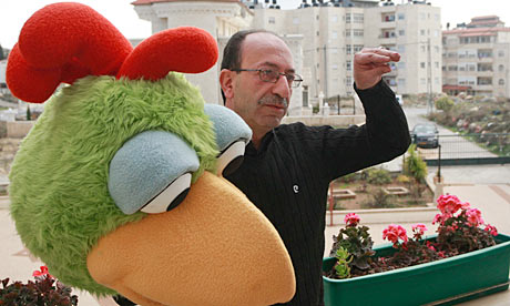 A proposal for the Palestinian Authority to pay for Sesame Street the Guardian likely never considered