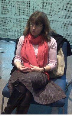 "CiF Watch Gossip of the Day: Harriet Sherwood ""Head Spinning"" Edition"