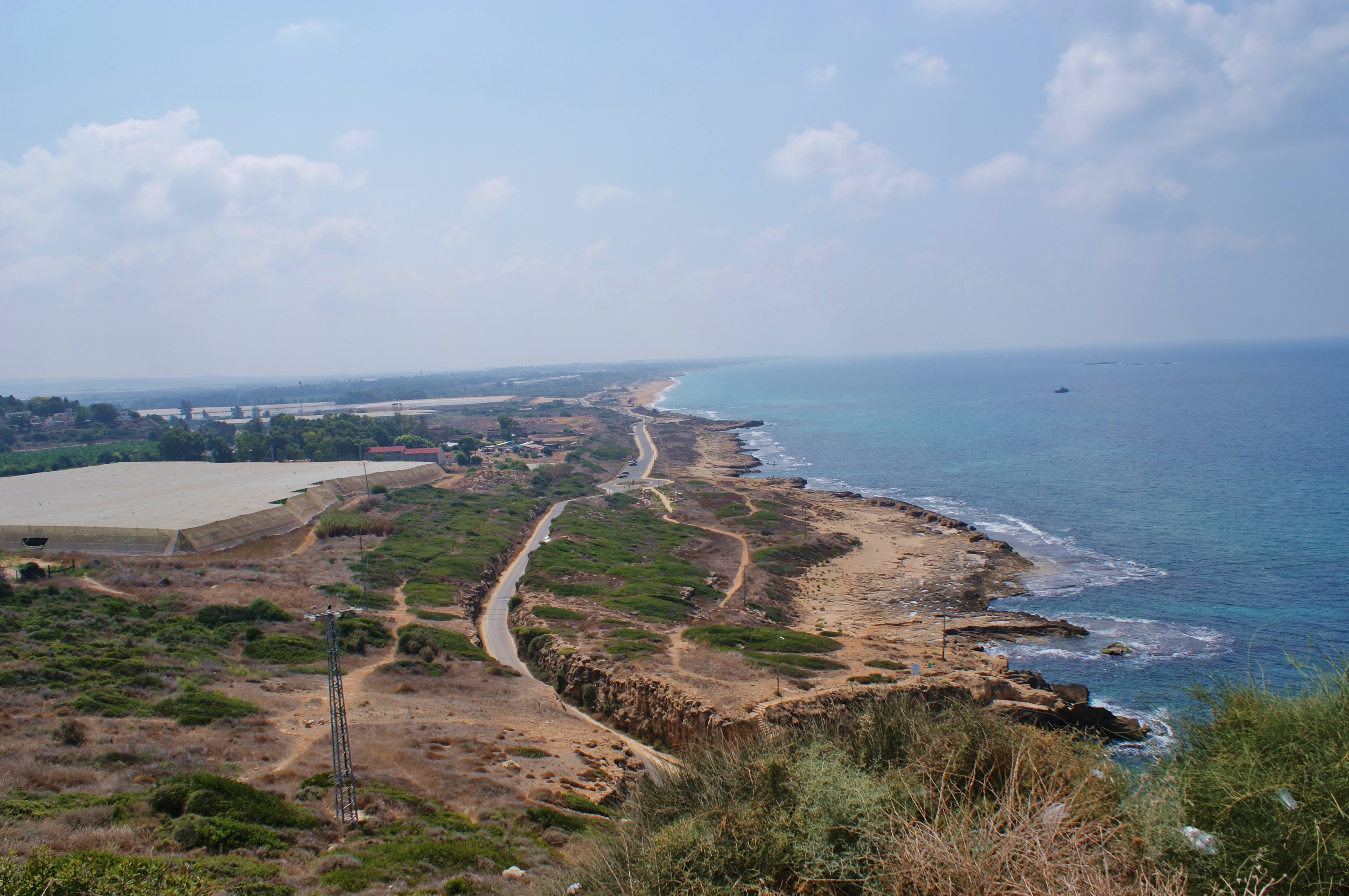 Postcard from Israel – Rosh Hanikra