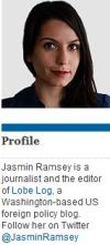 Jasmin Ramsey's profile picture at the Guardian