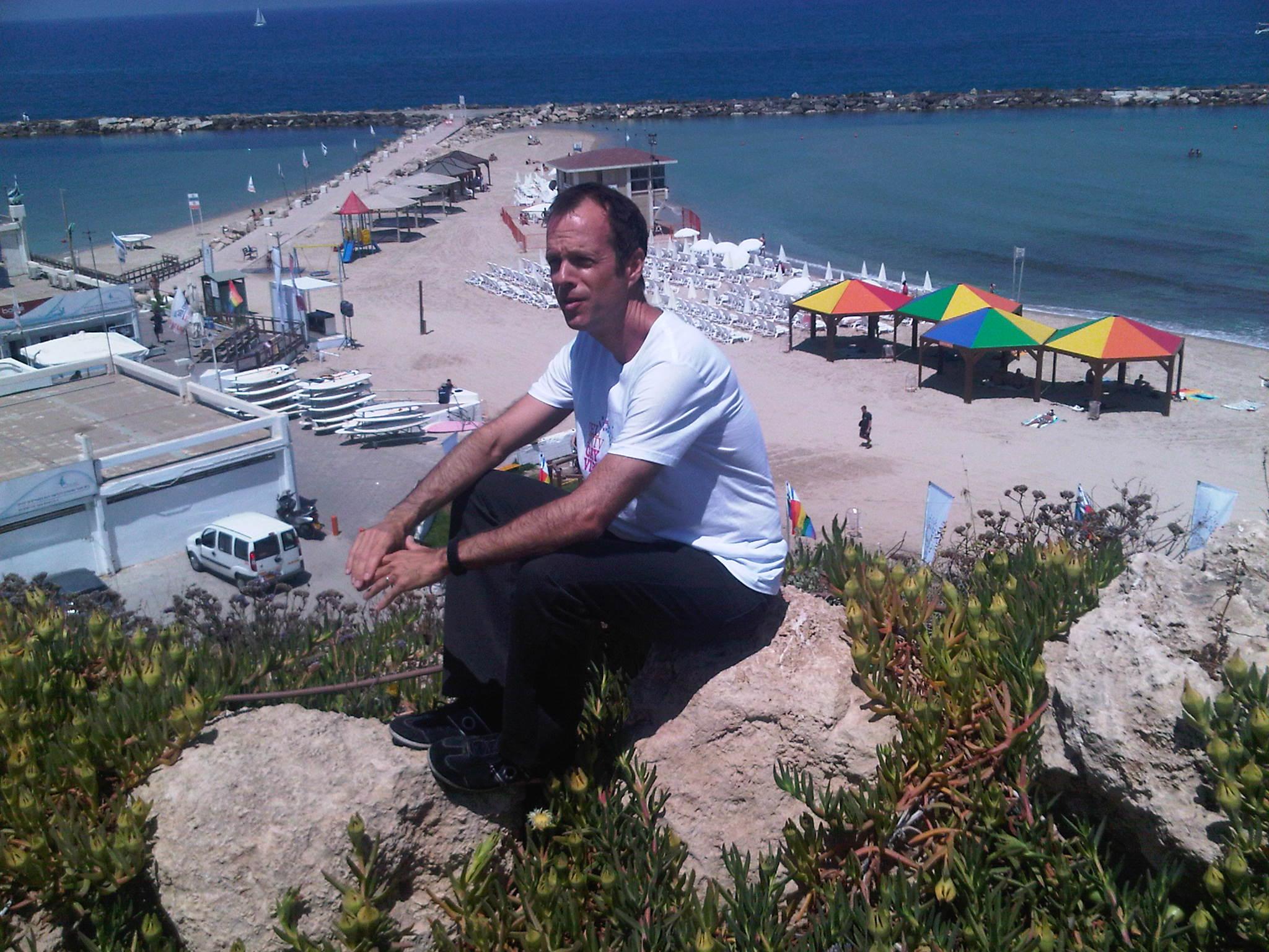 Dispatch from Tel Aviv, during Gay Pride Week
