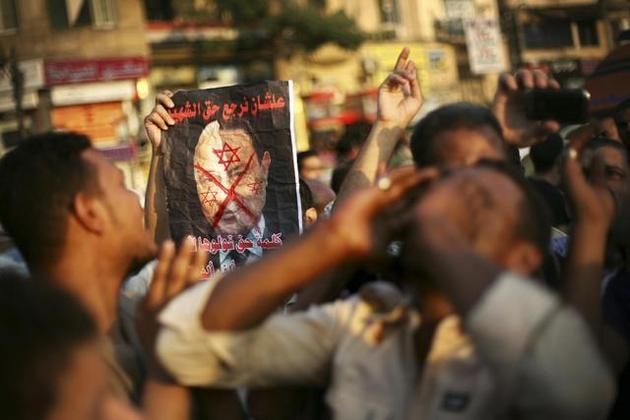 The danger of Western projection: Egypt's 'Spring' devolves into atavistic authoritarianism