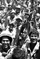 The Six-Day War: Day Six
