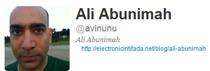 The warped Tweets of Ali Abunimah: Burgas terror attack conspiracy edition