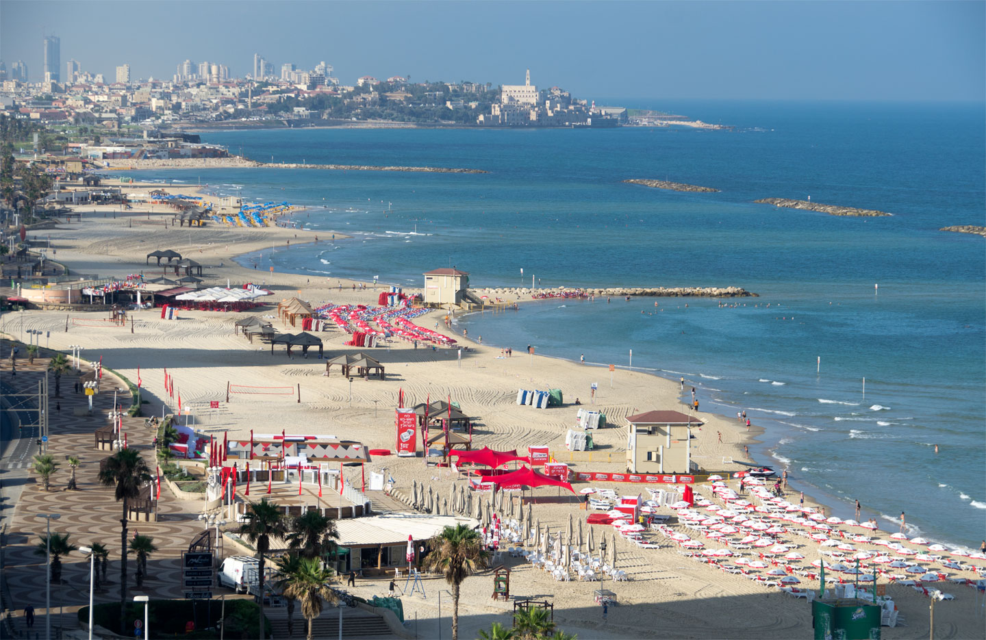 Postcard from Israel: Jaffa and the Ottoman Train Station