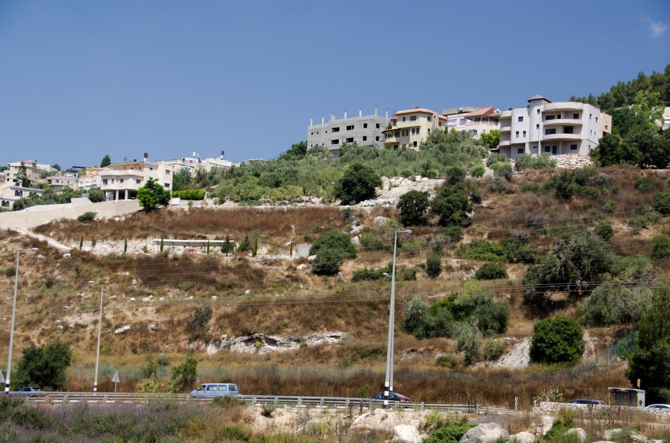 AKUS's postcard from Israel: Wadi Ara, Nir David, and the Golan