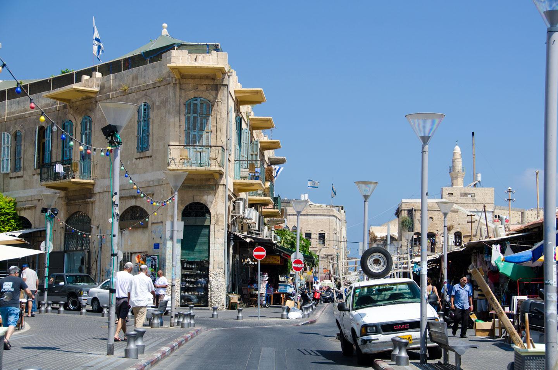 beautiful town israel