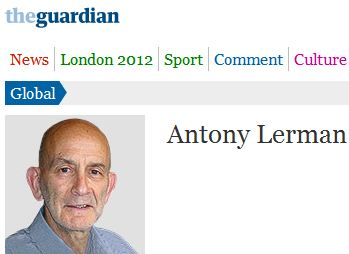 The use of 'AsAJews' like Antony Lerman to legitimize 'one-state solution' proposals is shameful