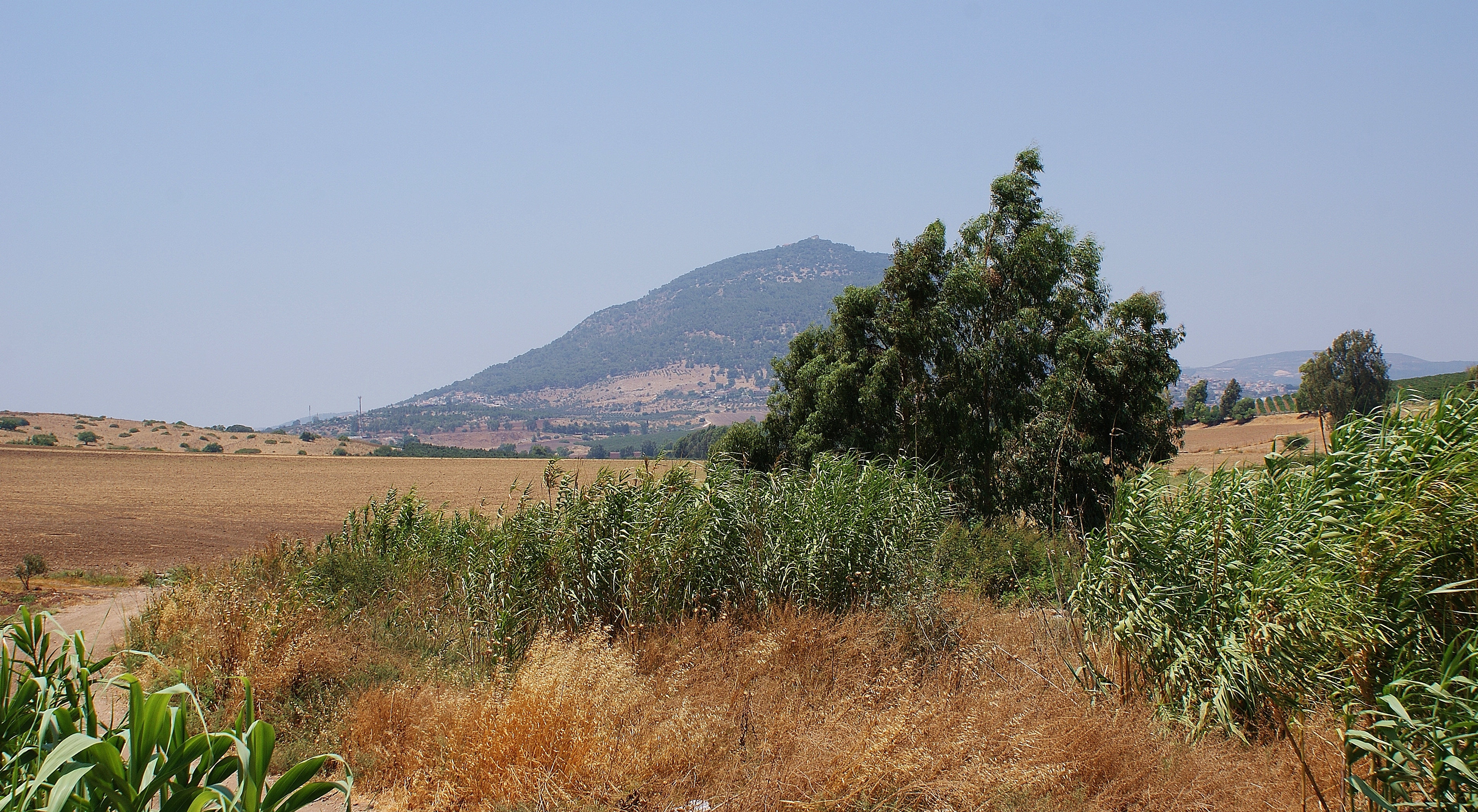Postcard from Israel – Mount Tabor