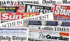 More bad news for the Guardian: Print edition sees double digit sales decline