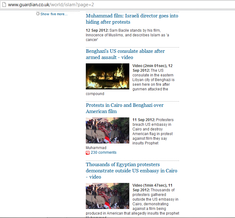 Guardian spices up coverage of MENA riots with incitement against Israelis and Jews.