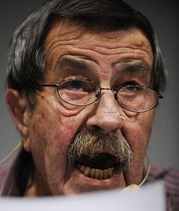 Gunter Grass takes aim at a familiar target.