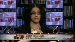 CiF contributor Mona Eltahawy and 'Islamophobia'
