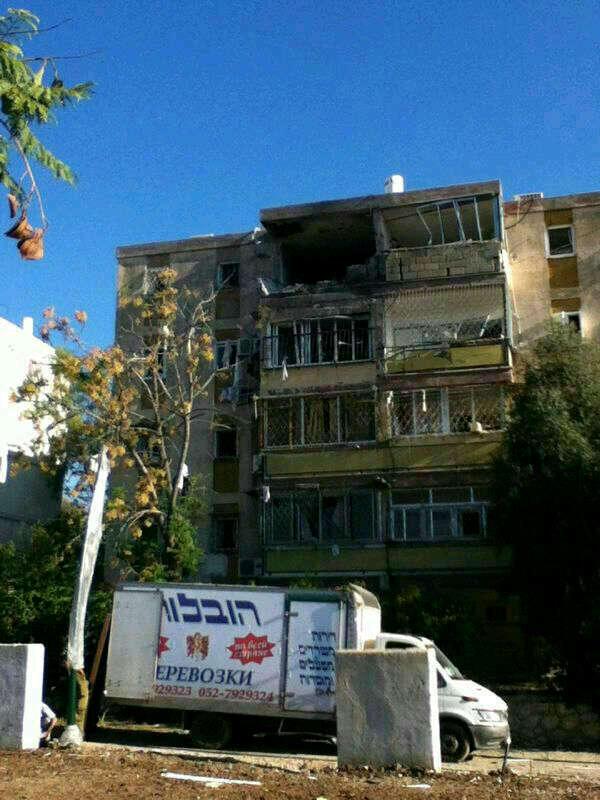 'Pillar of Defense' Update: 3 Israelis killed by rocket attack in city of Kiryat Malachi