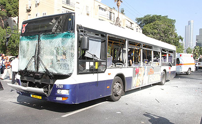 Terrorist attack in Tel Aviv injures 21